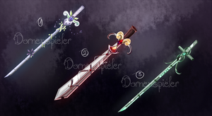 Adoptable Weapons *CLOSED* by Dornenspieler