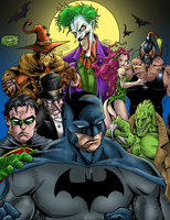 Batman Legacy by BIG-D-ARTiZ