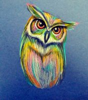 Owly by EnnOxen