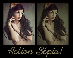 Action_Sepia by Bublla