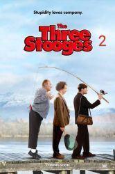 The Three Stooges 2 by attilamaxsiolo