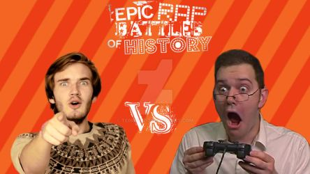 Epic Rap Battles of History! 2 by Terrific21