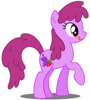 Vector #23 - Berry Punch by DashieSparkle