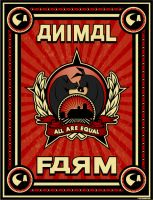 animal farm propaganda by Satansgoalie