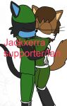 Jackxerra Stamp by DarkCatTheKhajjit