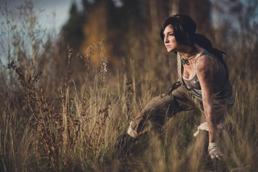 Survivor by GrimalkinCosplay