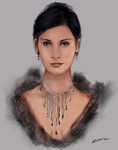 And another portrait by ZxC-Kate