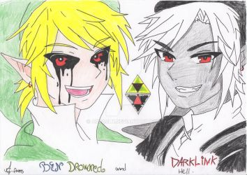 Ben Drowned And Link Favourites By Awesomeaph15 On Deviantart