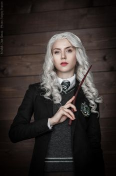 Student of Slytherin by GreatQueenLina
