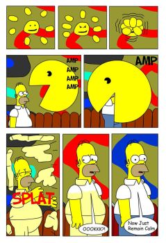 Simpsons Comic Page 23 by silentmike86