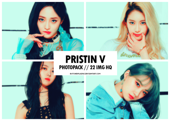 Pristin V - photopack #01 by butcherplains