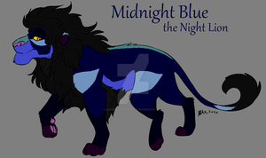 Midnight Blue(adult) by PhoenixWing20