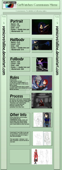Commission Meme Poster by YamiCrystalline