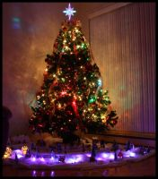 Christmas Tree by Julie1226