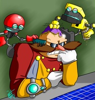 Eggman Care by Weevmo