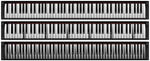 PIANO, for Rainmeter by ImperfectlyAdorkable