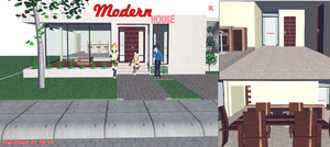 Modern House DL by Kiwi-Panda-Pie