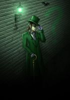 Jack the Riddler by Kittensoft