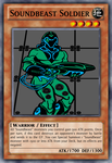 Soundbeast Soldier by MarioFanProductions