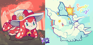 Pacalendar 2k18-Sunshine, Blooms and Sprouts[Clsd] by Nokkelborth