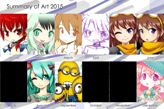 Summary of Art 2015 by qrullgx13