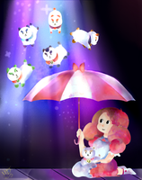 Raining Puppycat by Ham4782