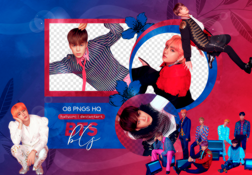 PNG PACK: BTS #59 (Love Yourself 'Answer' S Ver.) by Hallyumi