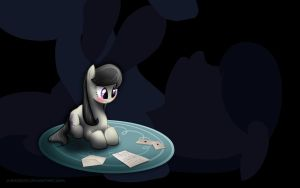 Request - Octavia reads fan mail by GraviousMaks