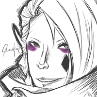Ghiragay Sketch by Mishii-C