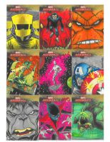 MARVEL MASTERPIECES by RM73