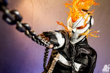 Genderbent All New Ghost Rider 2 by coolbyproxy