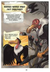 Vulture Fable by babalisme