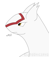 Unamused Latias by EliteUnicorns