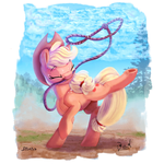 [COLLAB] Rodeo Practice by thediscorded