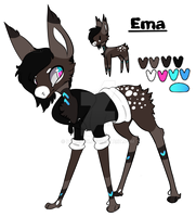 Ema Evoloon | Update 30/9/17 by PalieFox