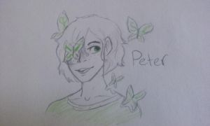 Peter (Gift 1/2) by Shimmering-Moon