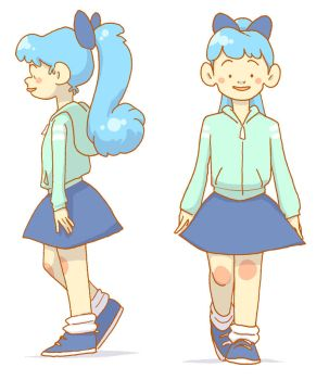 Character design by Tallychyck
