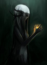 Within the Darkness by aionlights