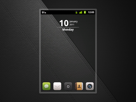 My Android II - January 2011 by hundone