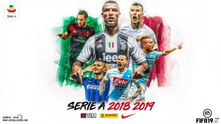 SERIE A 2018 - 2019 by jafarjeef