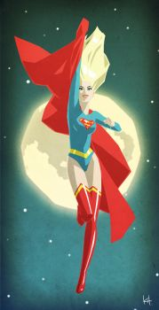 From the planet Krypton by kit-kit-kit