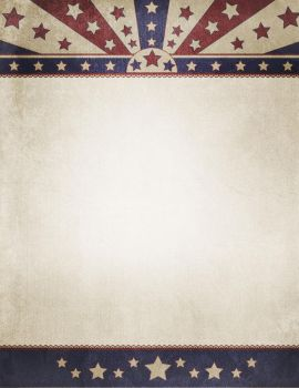 Patriotic Background by shanethayer
