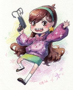 Mabel by Kutty-Sark