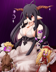 Devil-Conquering Chastity by Damaged927