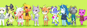 Animal Crossing Dreamies by Cafe-Chaos