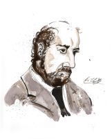 Clement Freud by Neutron-Flow