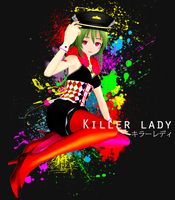 KiLLER LADY by JuliaDS