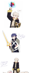 Oh Chrom by sheebal
