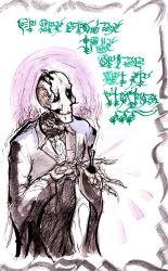 Gaster: Traditional #21 Symbolic 4 by LucrataNexarii