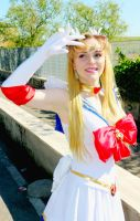 Super Sailor Moon! by GlowingSnow